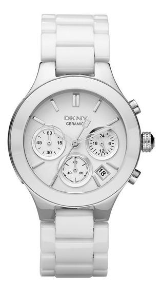 Reloj Dkny Ceramic White Chambers