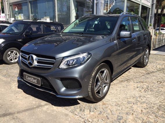 Mercedes Benz Clase Gle 400 4matic 2018 Alpin Sa
