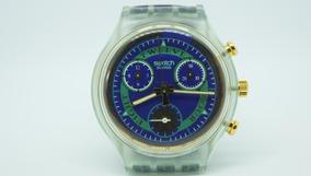 Relógio Swatch Chrono Scg104 Hitch Hiker