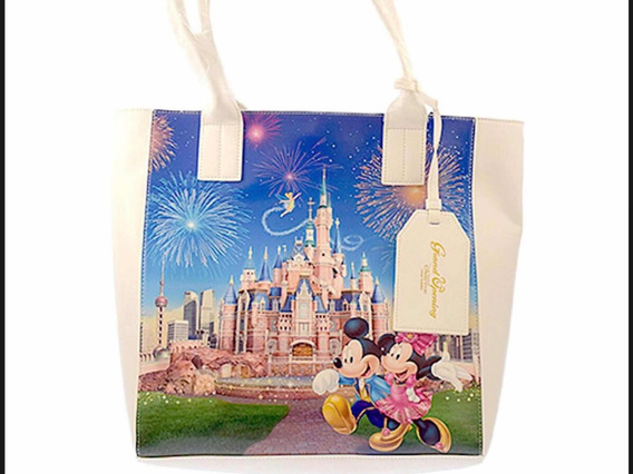 Bolsa Disney Parks Castelo Disneylând
