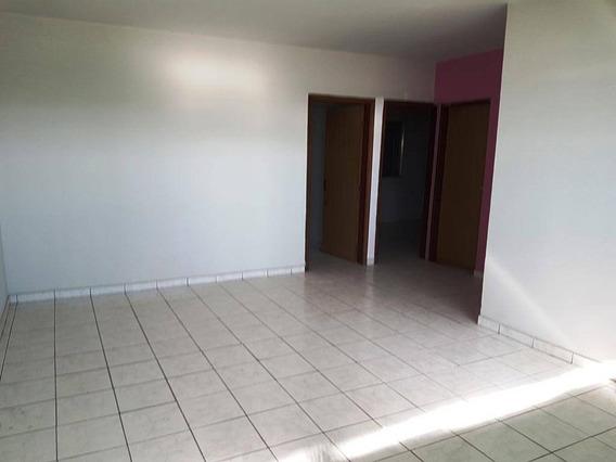 Apartamento Amplo Com 92m² - Centro De Ibiúna - Comercial E Residencial - Ap0102