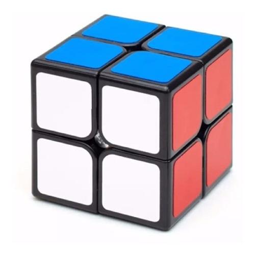 Cubo Mágico Yuxin 2x2 Profesional Puzzle Juguete