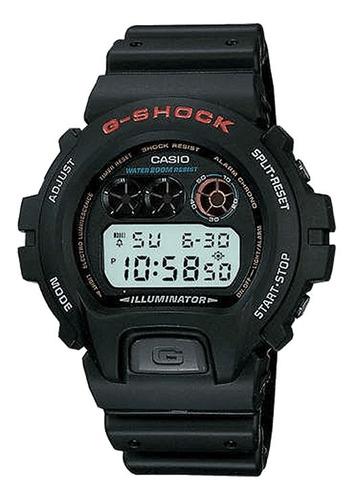 Relógio Casio Masculino G-shock Dw-6900-1vdr