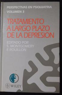 Tratamiento A Largo Plazo De La Depresión, Montgomery, 1991