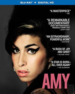 Blu-ray : - Amy (blu-ray)