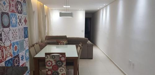 Apartamento Com 2 Dormitórios À Venda, 95 M² - Santa Teresinha - Santo André/sp - Ap64961