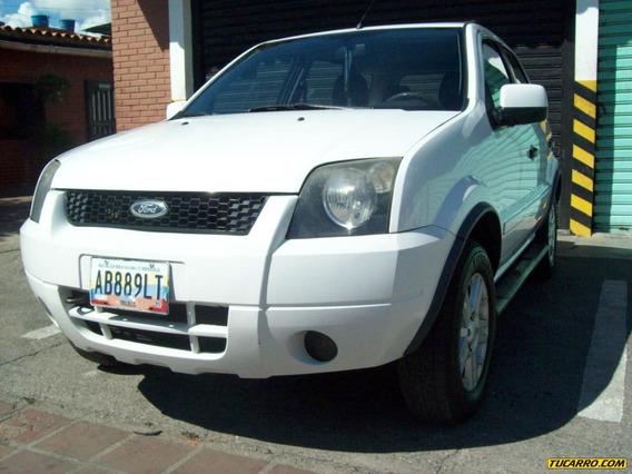 Ford Ecosport Sedan