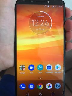 Celular Motorola E5 Plus Muy Poco Uso (impecable)