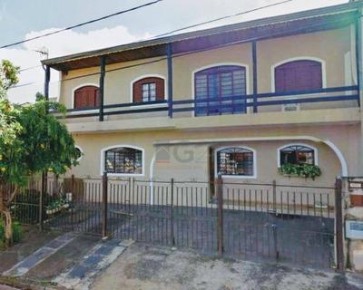 Casa Residencial À Venda, Parque Brasília, Campinas. - Ca4238