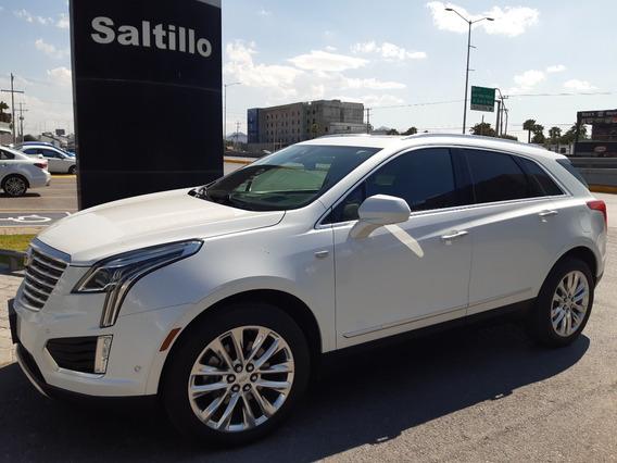 Cadillac Xt5 Platinum 2017
