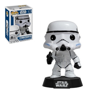 Figura Funko Pop Star Wars - Stormtrooper 05