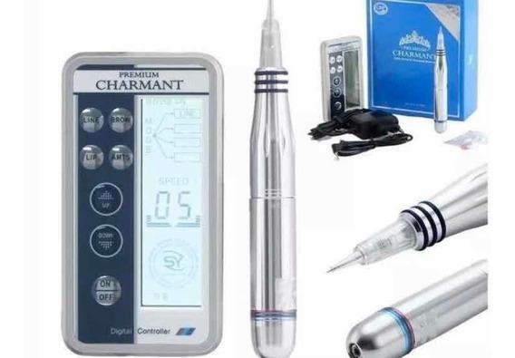 Dermografo Charmant Premium 2019 Micro Pigmento Cejas Labios