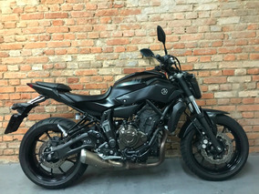 Yamaha - Mt07 Abs
