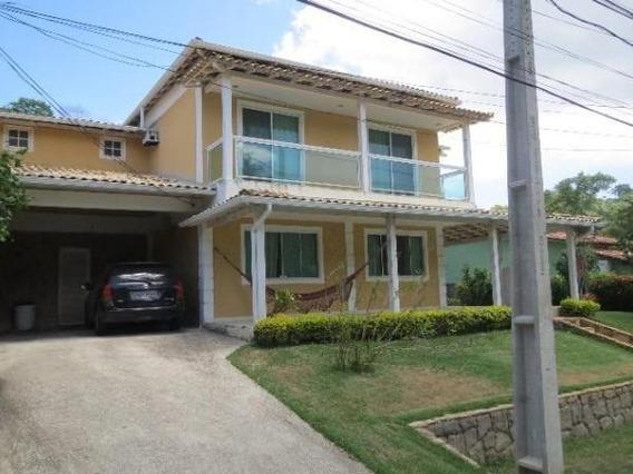 Casa Residencial À Venda, Sape, Niterói. - Ca0139