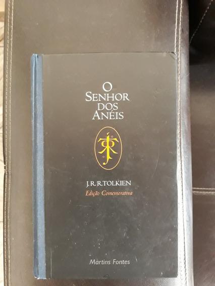 Senhor Dos Anéis Edição Comemorativa - Livros, Revistas e