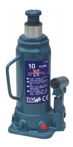 Crique Hidraulico Tipo Botella Nebraska 15 Toneladas Necb15