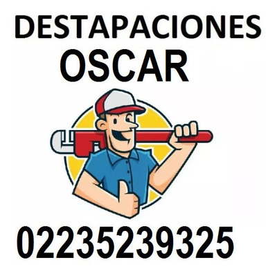 Destapaciones Oscar Mar Del Plata / Mar Azul