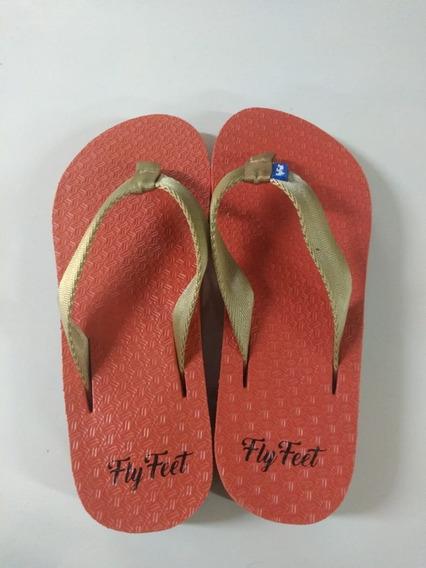 Fly Feet Sandália Ortopédica Feminina Ortho Pauher