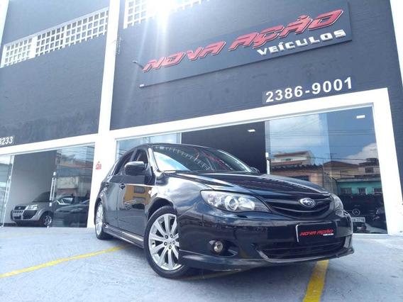 Subaru Impreza 2.0 Aut Top De Linha Teto Solar 2011