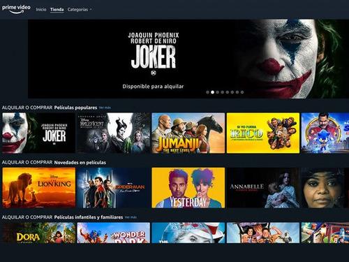Amazon Prime Video 6 Meses Entrega Inmediata
