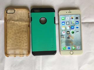 Vendo O Cambio iPhone 6s Plus Gold Rose De 64gb Leer Descrip
