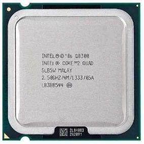 Processador Core 2 Quad Q8300 1333 775 Temos Q6600, X5450 ¨