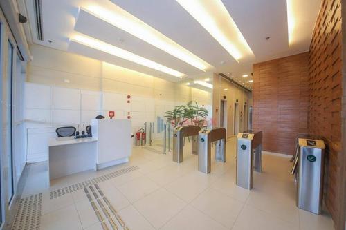 Imagem 1 de 11 de Sala À Venda, 32 M² Por R$ 240.000 - Jardim Aquarius - São José Dos Campos/sp - Sa0426