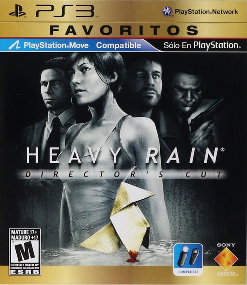 Heavy Rain - Director