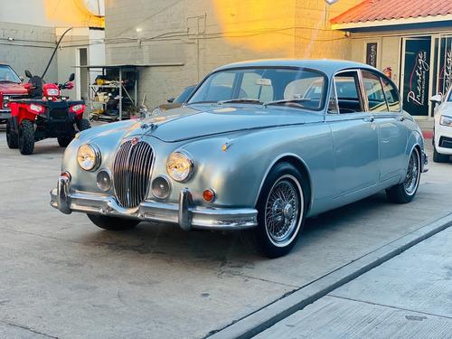 Imagen 1 de 15 de Jaguar Mk2 3.8l ( 220 Hp Aut) Año:1962