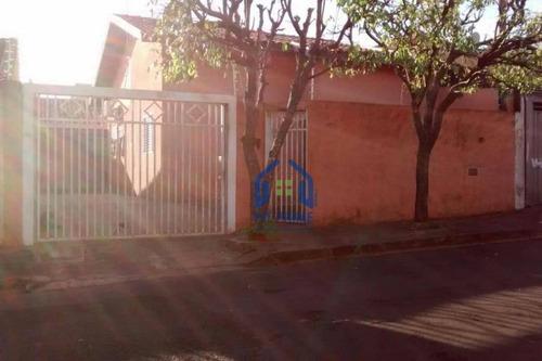 Casa Com 2 Dormitórios À Venda, 80 M² Por R$ 200.000 - Residencial Monte Verde - São José Do Rio Preto/sp - Ca2365