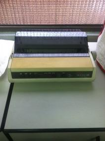 Impressora Matricial Okidata Microline 310 C/ Defeito