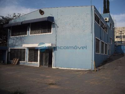 Barracao Industrial Em Campinas - Sp, Jardim Sta. Candida - Ba00164