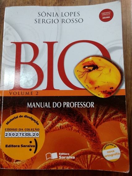 Biologia | Bio Volume 2 [livro Do Professor]