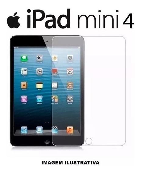 Pelicula Vidro Temperado Para iPad Mini 4 - Reta