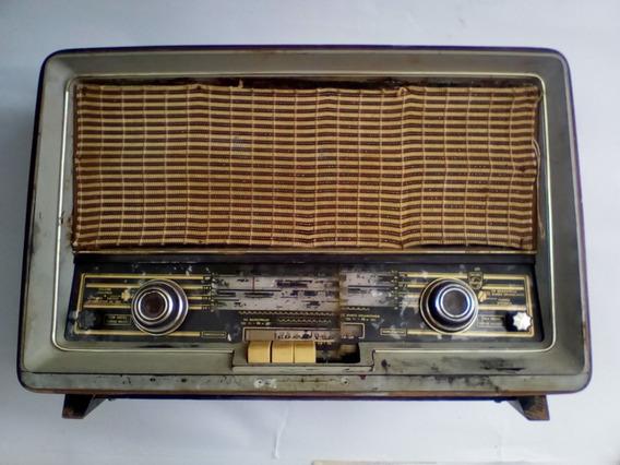 Radio Telefunken Antigüedad Vintage De Colección
