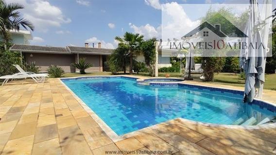 Casas Em Condomínio À Venda Em Atibaia/sp - Compre O Seu Casas Em Condomínio Aqui! - 1452583