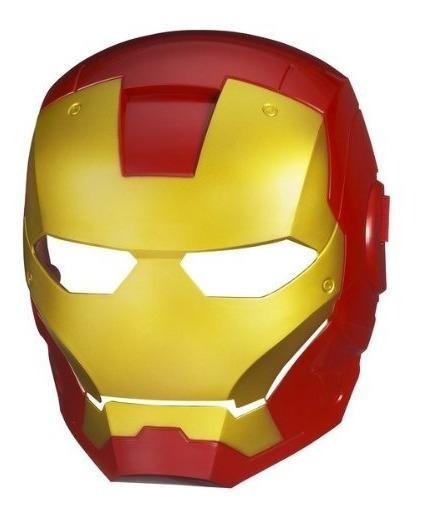 Marvel Avengers Movie Roleplay Héroe Máscara De Iron Man