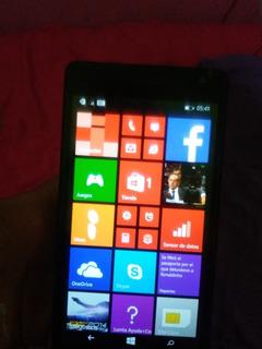 Celular Microsoft 535 Solo Le Falta La Tapa Trasera