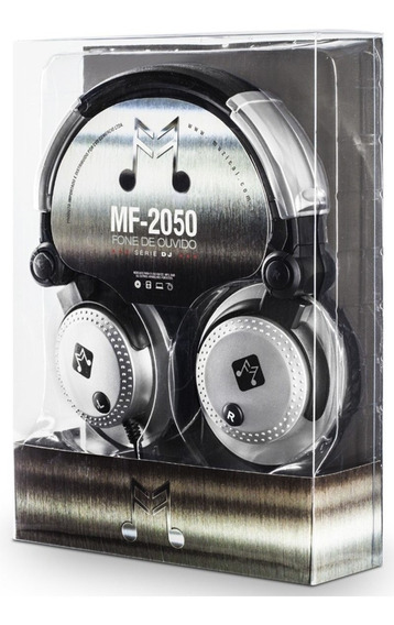 Fone De Ouvido Profissional Dj Headphone, Fone Dj
