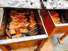 Catering Caja China Parrilla Cilindro Chancho Al Palo Peru