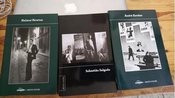 3 Livros Da Coleção Photo Poche