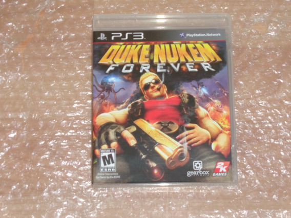 Duke Nukem Forever - Ps3 - Frete R$ 20