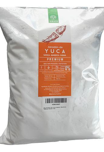 Imagen 1 de 7 de 2kg Almidón De Yuca (casava, Mandioca, Tapioca) Gluten Free