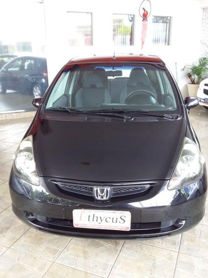 Honda Fit 1.4 Lx Aut. 5p 2004