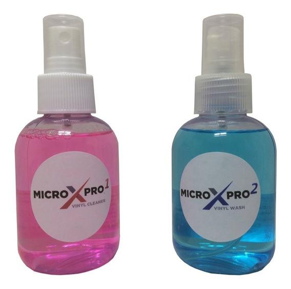 Liquido Limpiador Discos Vinilo Profesional Micro X Pro 125