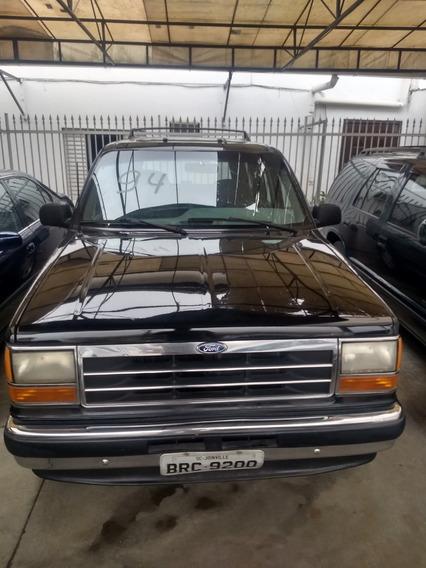 Ford Explorer Xlt 4x2 Preta