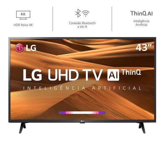 Smart Tv Led 43 Full Hd Lg 43lm631pro 3hdmi 2usb Wi-fi