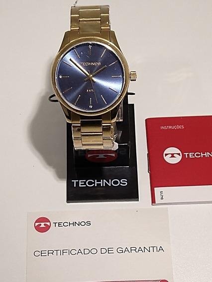 Relógio Technos Fashion Trend 2036lni/4a