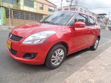 Suzuki Swift Modelo 2014 1200 Cc Color Rojo