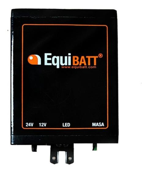 Equibatt Equilibrador De Baterias Para 2 De 12v En Serie 24v